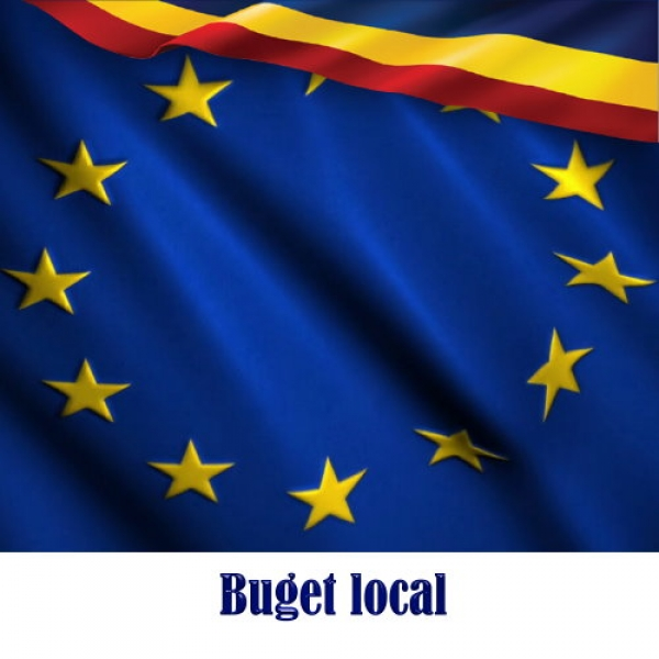 Buget local
